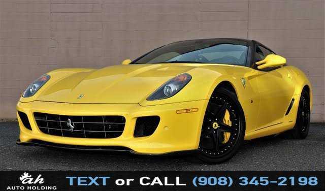 Ferrari 599 GTB Fiorano 2010 $149995.00 incacar.com