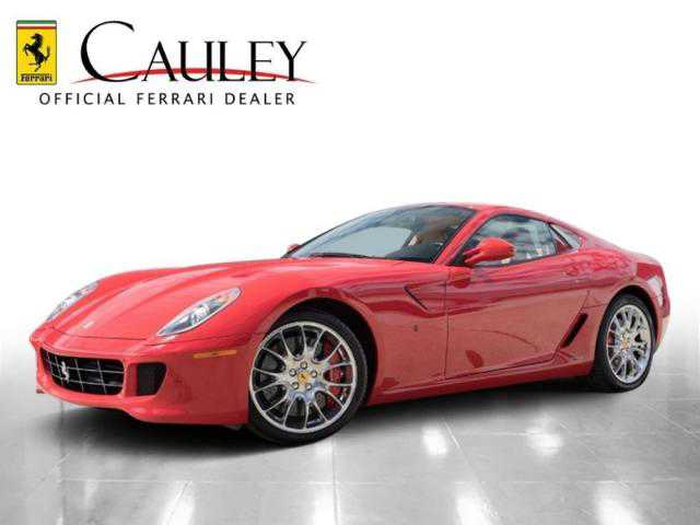 Ferrari 599 GTB Fiorano 2010 $189900.00 incacar.com