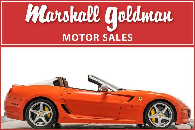 Ferrari 599 GTB Fiorano 2011 $1559900.00 incacar.com