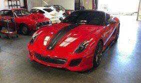 Ferrari 599 GTB Fiorano 2011 $599000.00 incacar.com