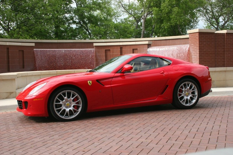 Ferrari 599 2007 $179500.00 incacar.com