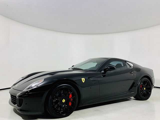 Ferrari 599 2008 $145000.00 incacar.com