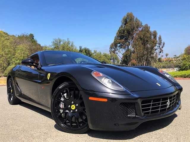 Ferrari 599 2008 $144895.00 incacar.com