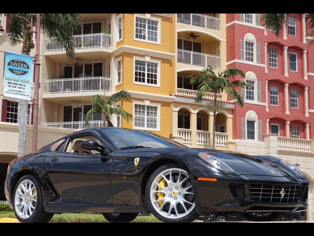Ferrari 599 2009 $159900.00 incacar.com