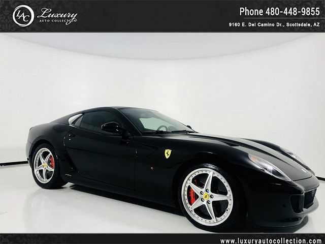 Ferrari 599 2010 $169500.00 incacar.com