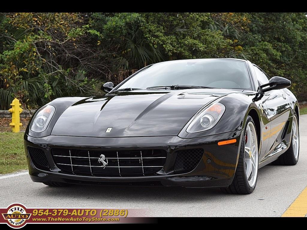 Ferrari 599 2011 $249000.00 incacar.com