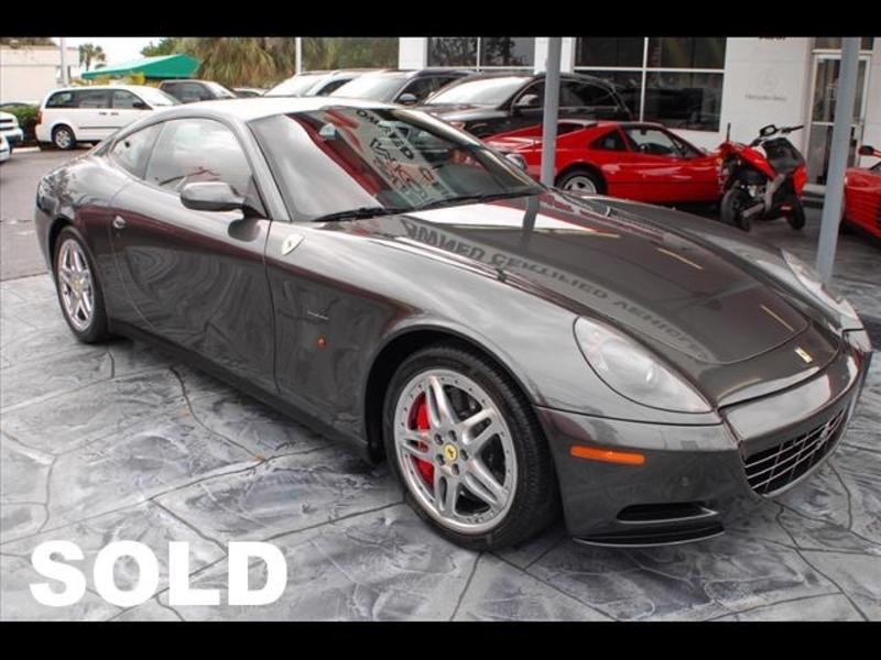 Ferrari 612 Scaglietti 2006 $104988.00 incacar.com