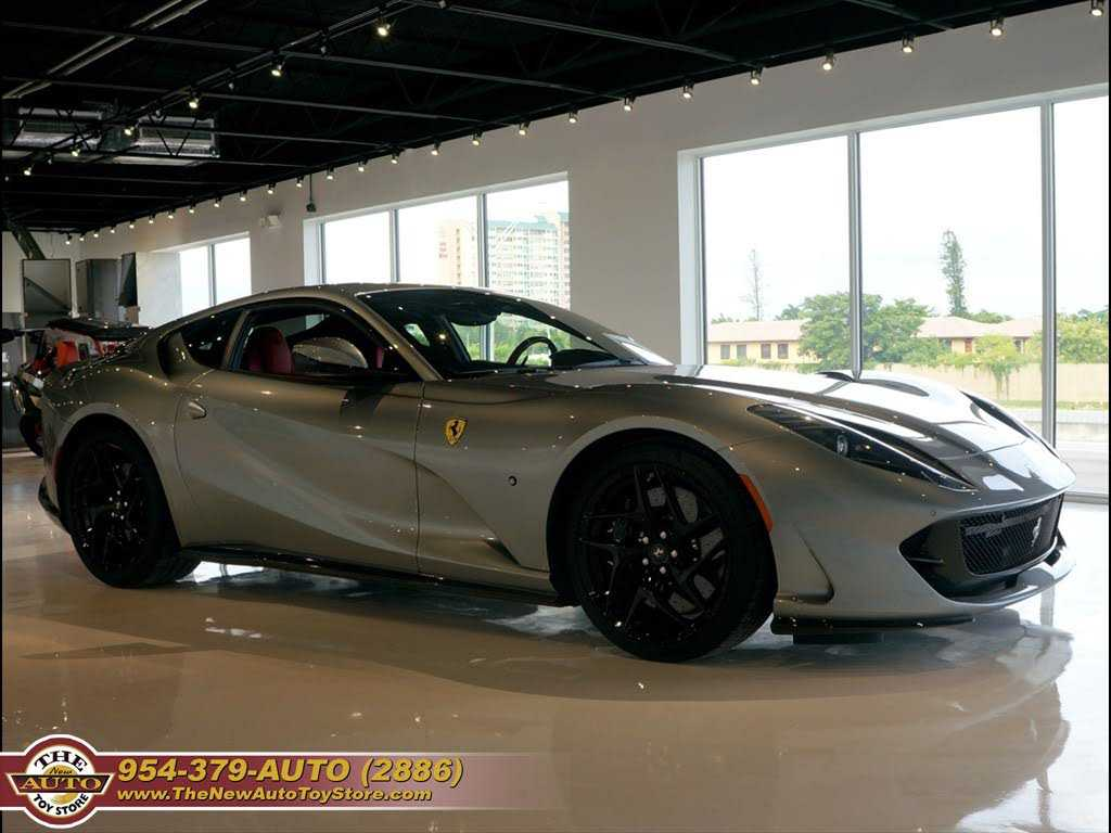 Ferrari 812 Superfast 2018 $469950.00 incacar.com
