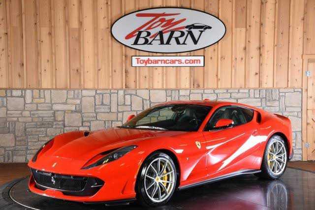Ferrari 812 Superfast 2018 $439000.00 incacar.com