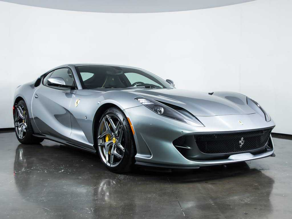 Ferrari 812 Superfast 2018 $489900.00 incacar.com
