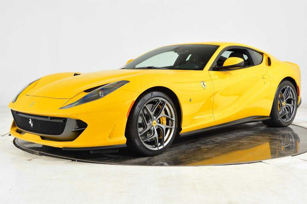 Ferrari 812 Superfast 2018 $409900.00 incacar.com