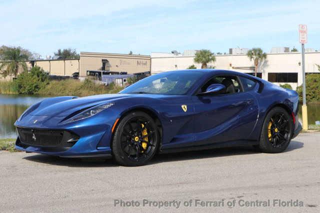 Ferrari 812 Superfast 2018 $444895.00 incacar.com