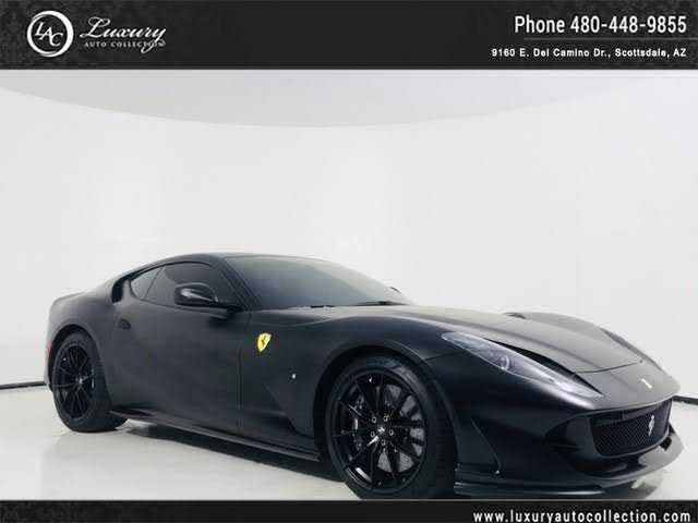 2018 Ferrari 812 Superfast 48950000 For Sale In Scottsdale