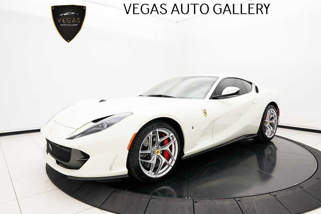 Ferrari 812 Superfast 2019 $399800.00 incacar.com