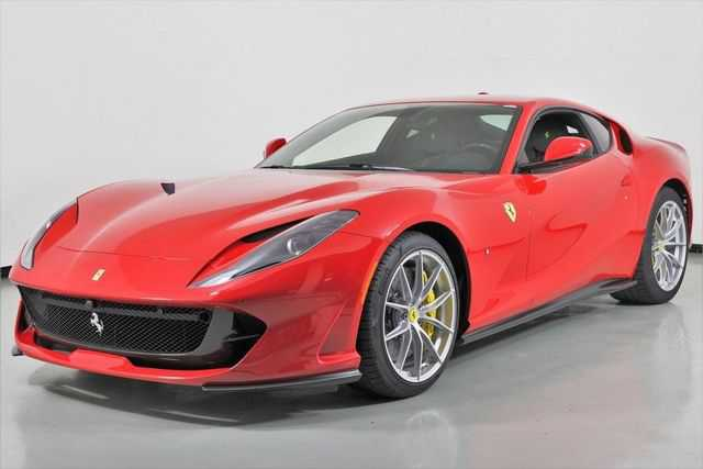 Ferrari 812 Superfast 2019 $461339.00 incacar.com