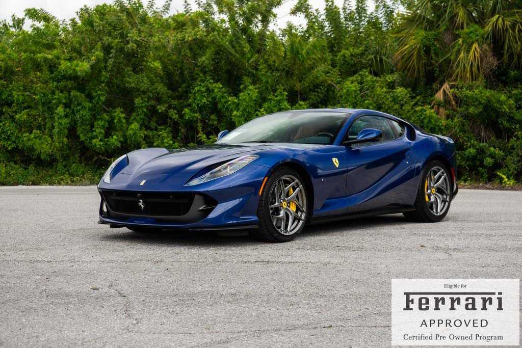 Ferrari 812 Superfast 2019 $465895.00 incacar.com