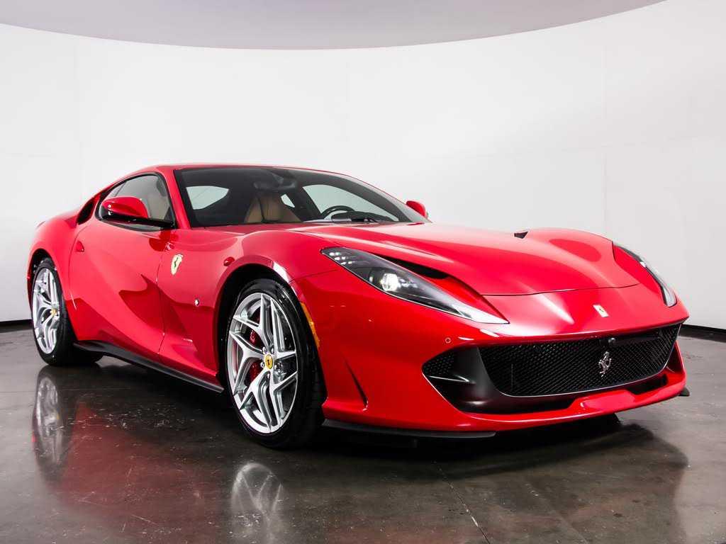 Ferrari 812 Superfast 2019 $429900.00 incacar.com