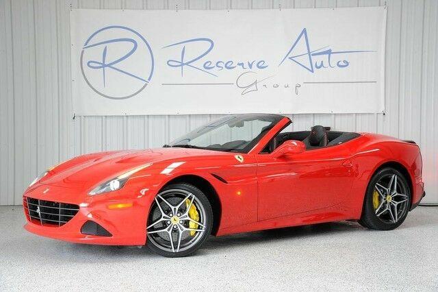 Ferrari California T 2017 $198000.00 incacar.com