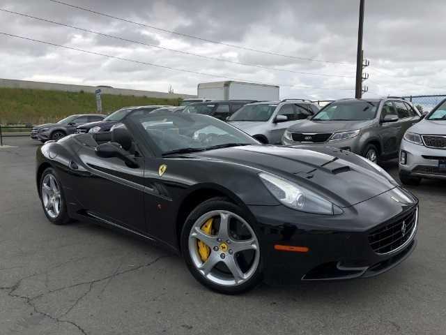 Ferrari California 2010 $98315.00 incacar.com