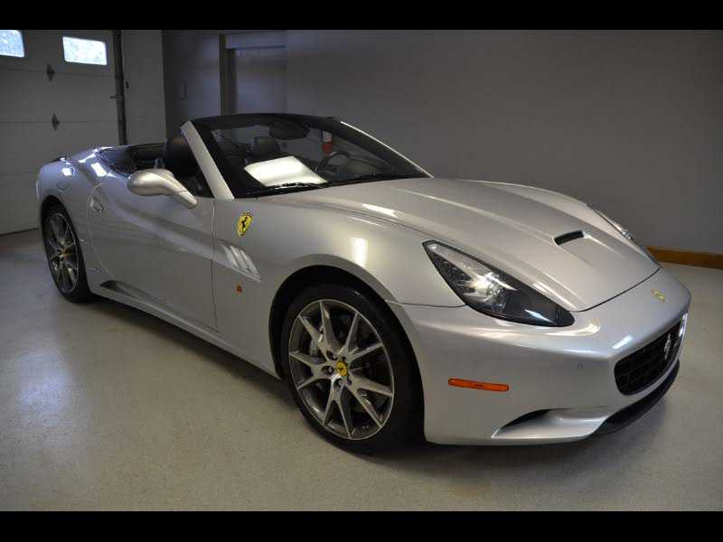 Ferrari California 2010 $87660.00 incacar.com