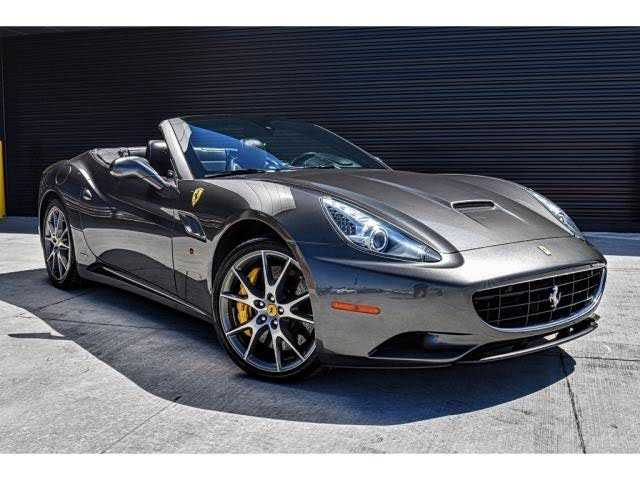 Ferrari California 2010 $95977.00 incacar.com