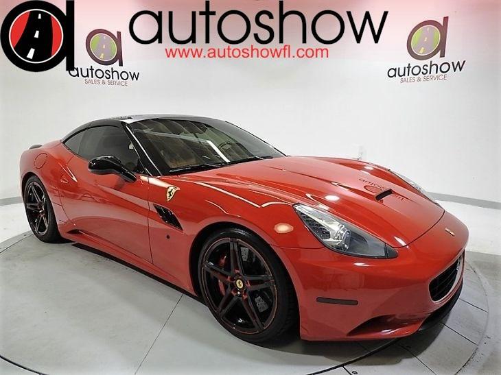 Ferrari California 2010 $94990.00 incacar.com
