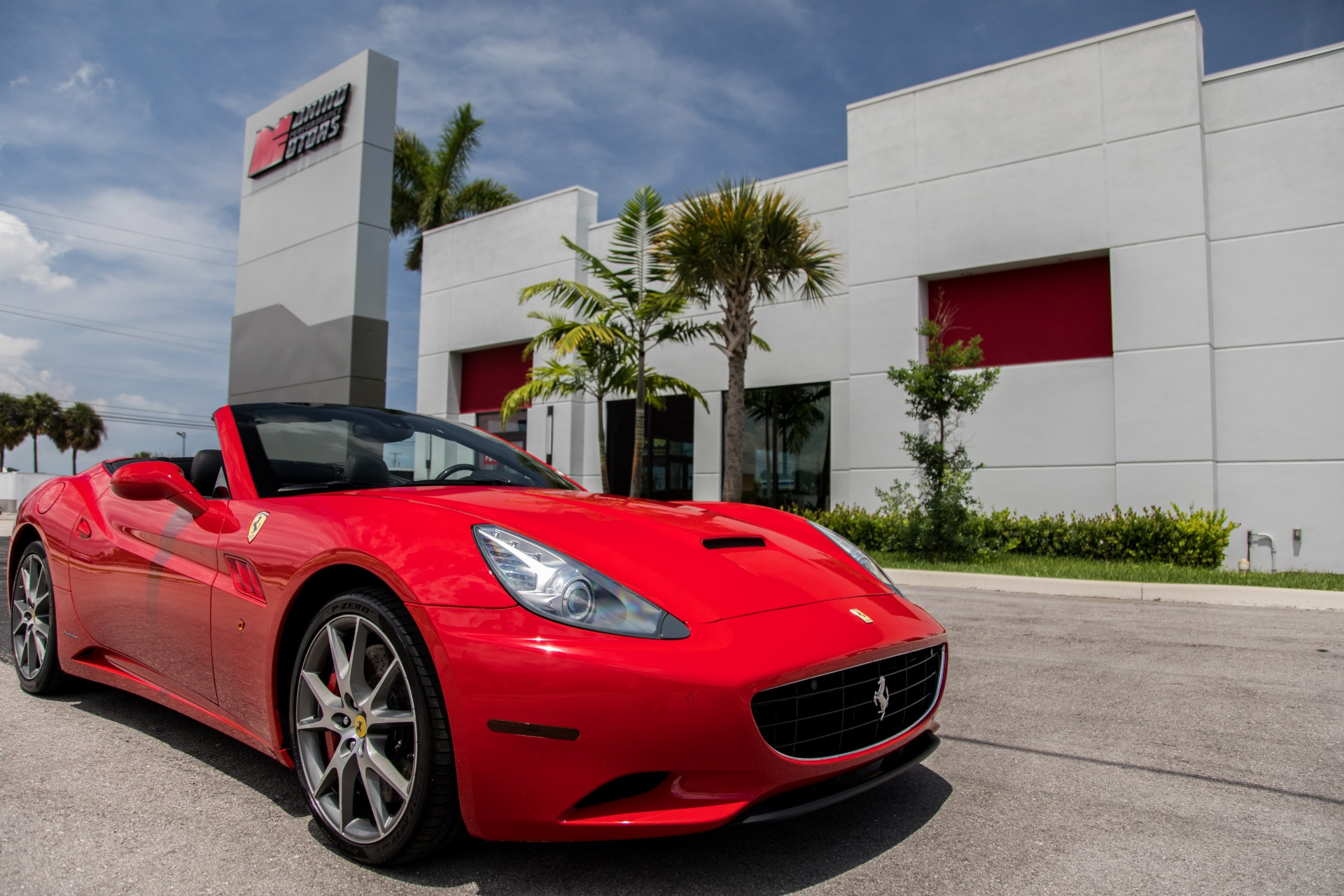 Ferrari California 2010 $99700.00 incacar.com