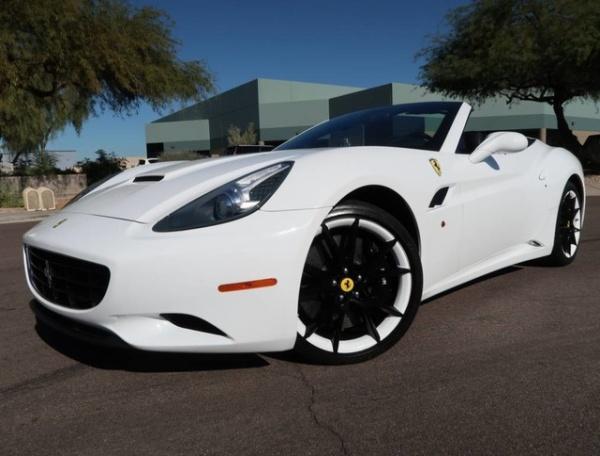 Ferrari California 2010 $99950.00 incacar.com