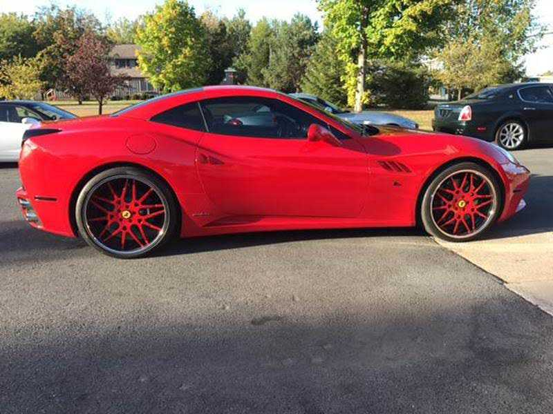 Ferrari California 2010 $128000.00 incacar.com