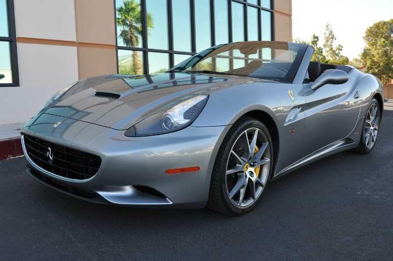 Ferrari California 2010 $84997.00 incacar.com