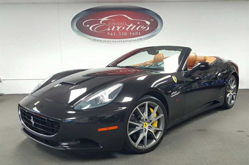 Ferrari California 2010 $104977.00 incacar.com
