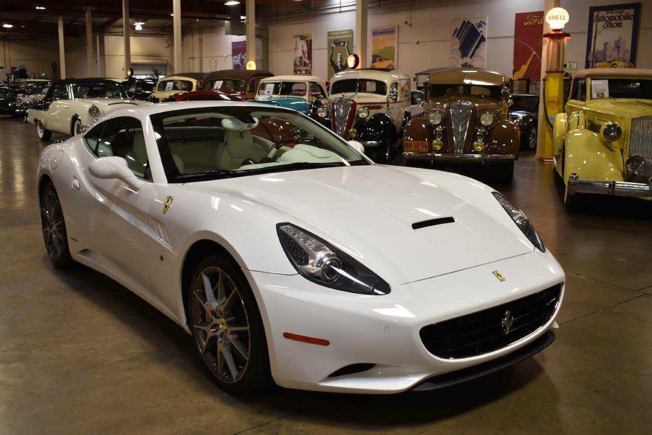 Ferrari California 2010 $129995.00 incacar.com