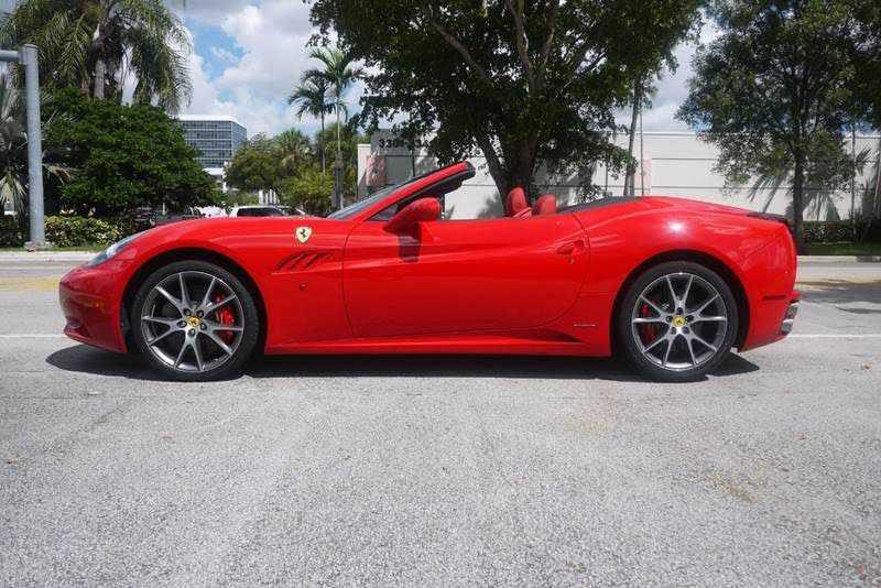 Ferrari California 2010 $111997.00 incacar.com