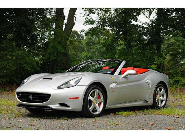 2010 Ferrari California 13490000 For Sale In Peapack Nj