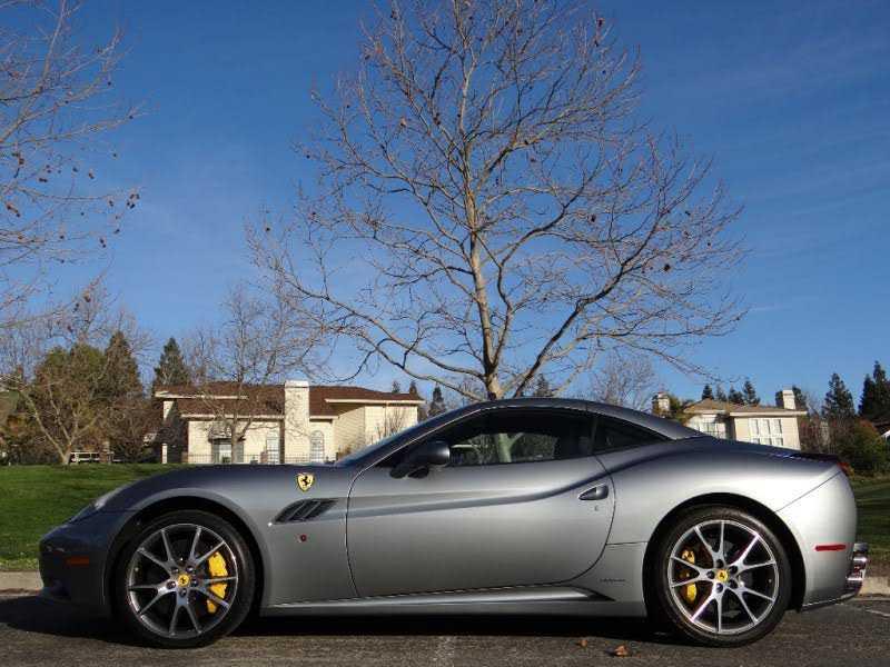 Ferrari California 2010 $99900.00 incacar.com