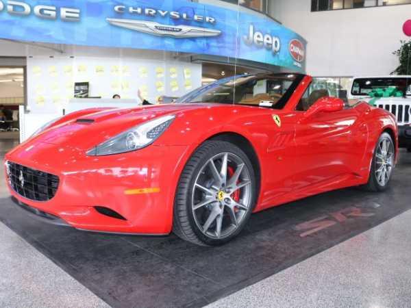 Ferrari California 2011 $110000.00 incacar.com