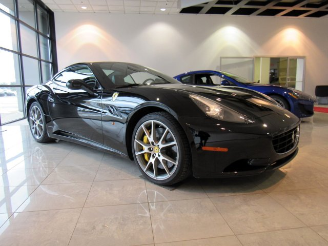 Ferrari California 2011 $109900.00 incacar.com