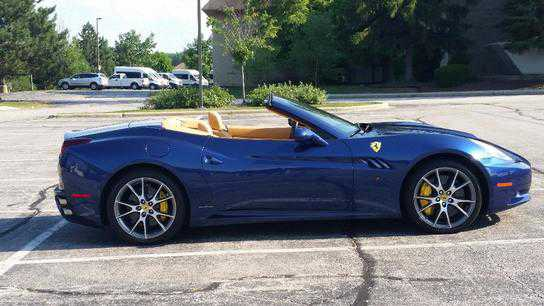 Ferrari California 2011 $119899.00 incacar.com