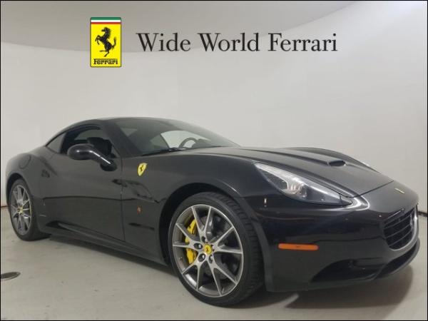 Ferrari California 2011 $105895.00 incacar.com
