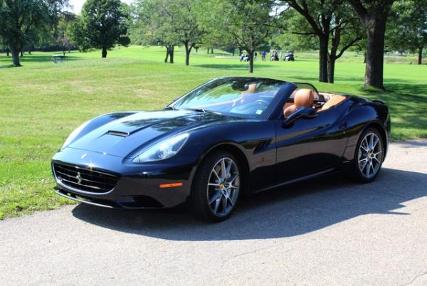 Ferrari California 2011 $107999.00 incacar.com