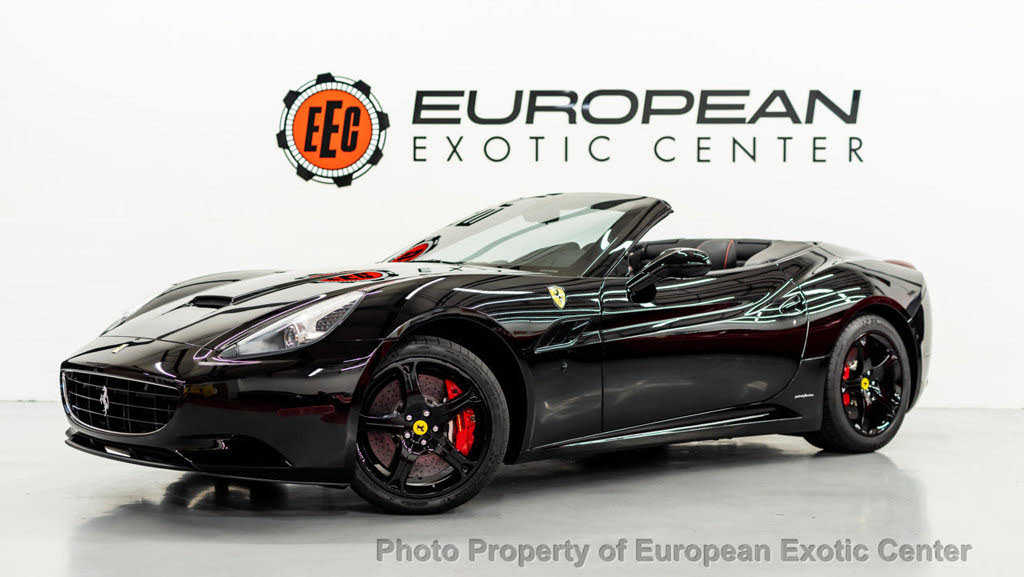 Ferrari California 2011 $89995.00 incacar.com