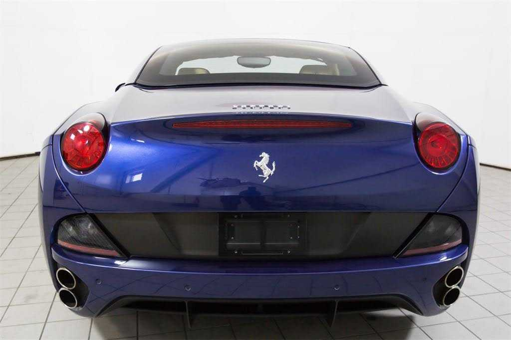 Ferrari California 2011 $99975.00 incacar.com