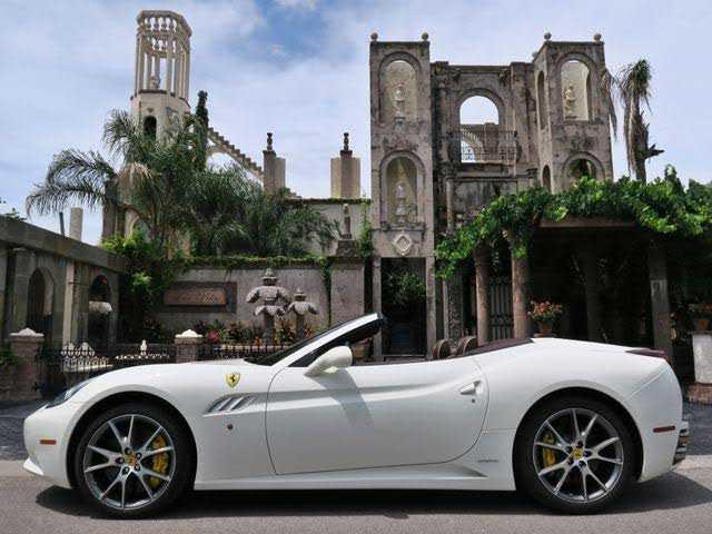 Ferrari California 2011 $108999.00 incacar.com