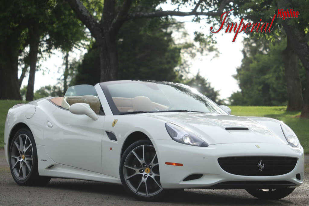 Ferrari California 2012 $99995.00 incacar.com