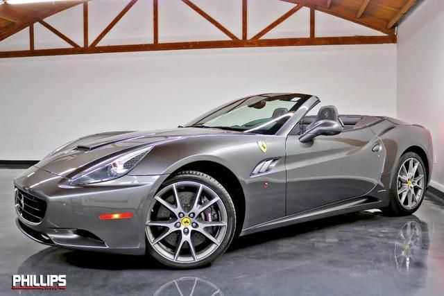 Ferrari California 2012 $114980.00 incacar.com
