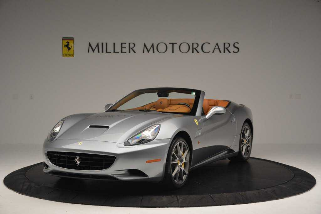 Ferrari California 2012 $129900.00 incacar.com