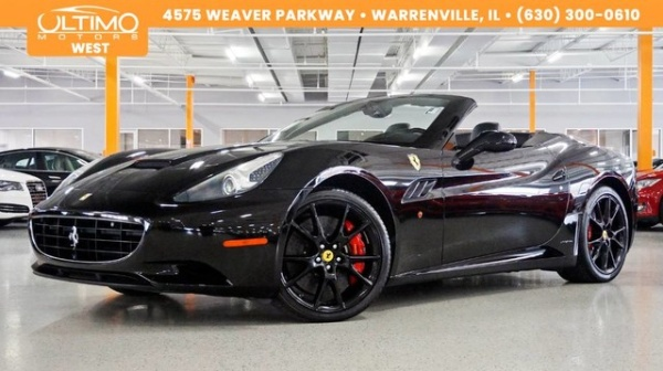 Ferrari California 2012 $98800.00 incacar.com