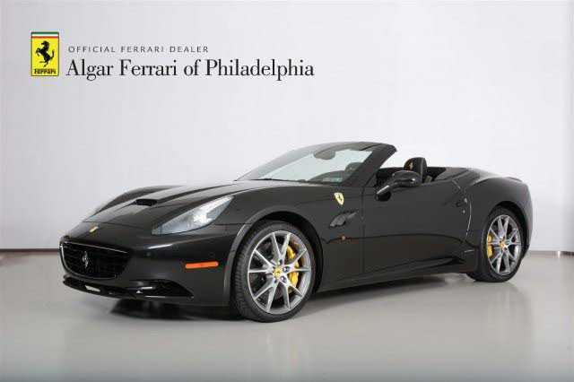 Ferrari California 2012 $109900.00 incacar.com