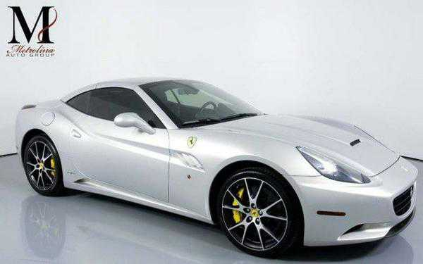 Ferrari California 2012 $99966.00 incacar.com