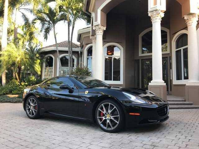 Ferrari California 2012 $109998.00 incacar.com